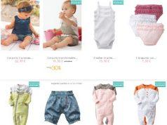 catálogos de ropa de bebe