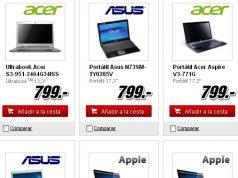 catálogos de ordenadores portatiles media markt