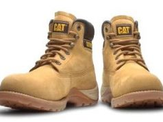 botas caterpillas