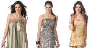 catálogo de vestidos de fiesta