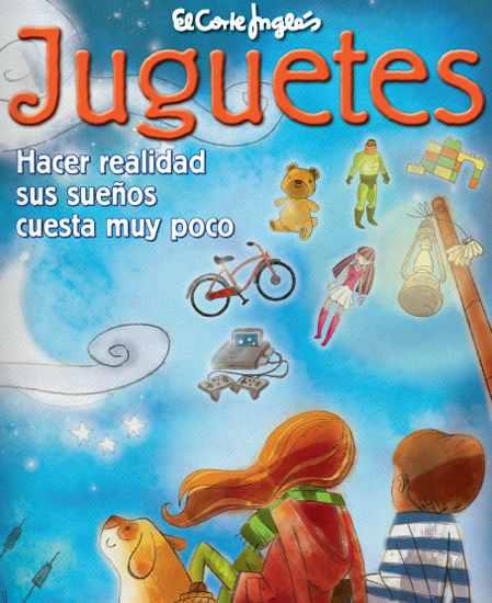 Descargar cat logo de juguetes para reyes el corte ingl s - Catalogo regalos corte ingles ...