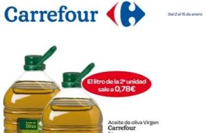 catálogo de ofertas carrefour valencia