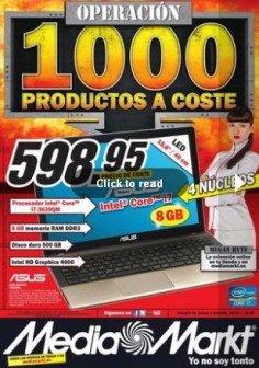 catalogo mediamarkt enero 2013