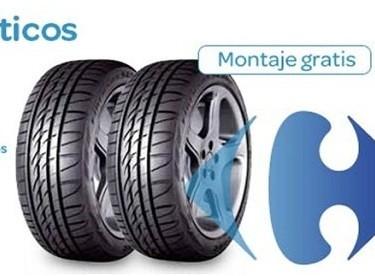 catálogo carrefour neumáticos