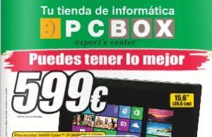catálogo pcbox febrero
