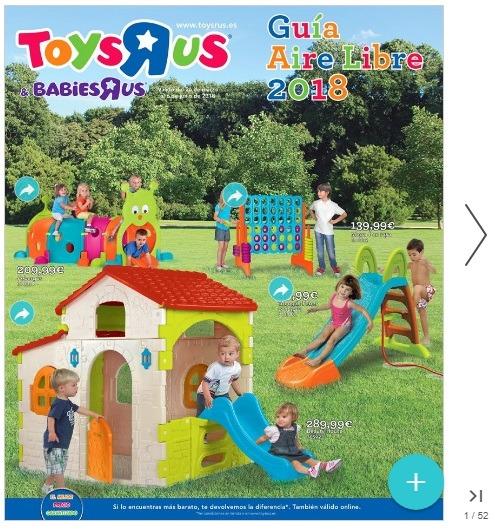 Catálogo TOYSRUS NIÑOS