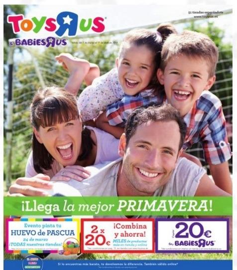 Ver online: Catálogo Toysrus BEBE
