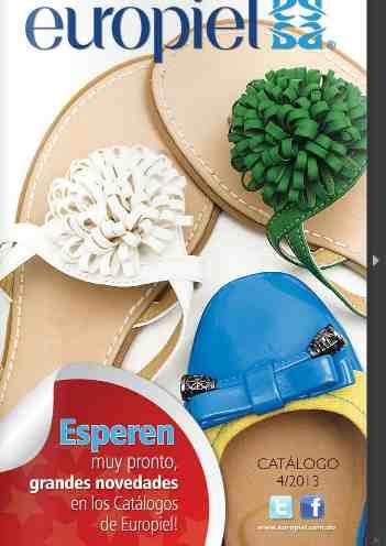 Catálogo de calzado EUROPIEL