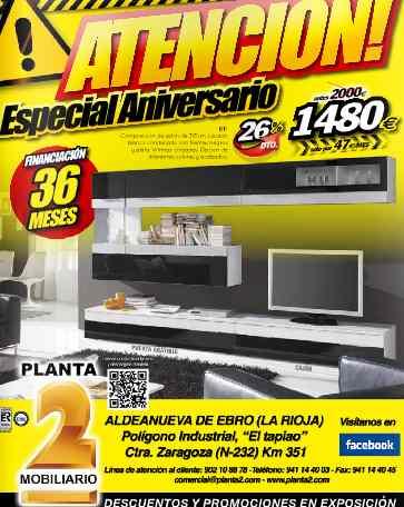 catalogo mobiliario planta 2