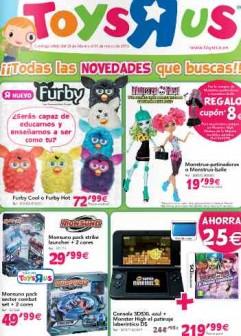 toysrus catalogo de niños
