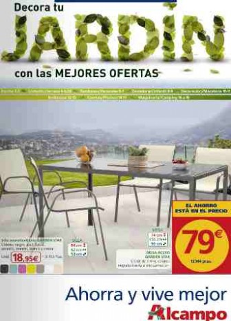 Comprar ofertas platos de ducha muebles sofas spain for Cofac catalogo jardin 2015