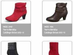 catálogo de botas price Shoes