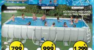 piscinas E.Lecterc (VERANO 2013)
