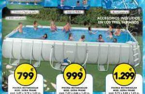 E leclerc hipermercados archivos cat logo 2018 for Alcampo piscinas 2016