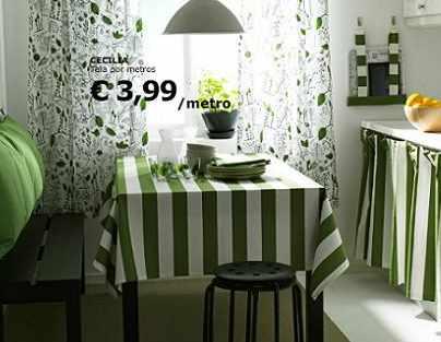 Descargar catálogo IKEA de Cortinas (PDF)
