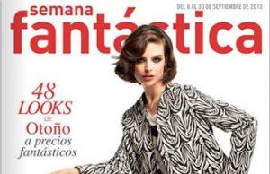 semana fantastica - moda otoño 2013 el corte ingles