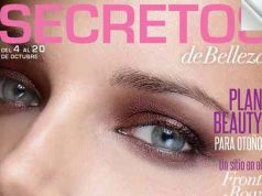 secretos de belleza - catalogo el corte ingles
