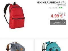 catalogo de mochilas decathlon