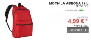 catalogo de mochilas decathlon