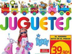 catalogo de ofertas de juguetes alcampo navidad