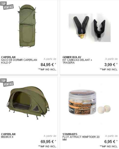 decathlon catalogo de camping