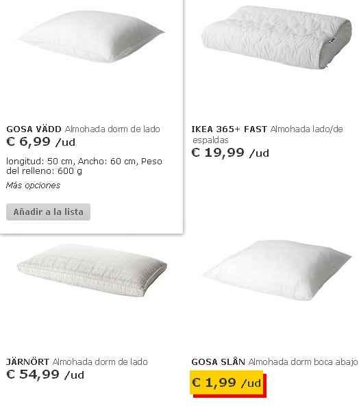 Nuevo cat logo de almohadas en ikea - Ikea catalogo alfombras ...
