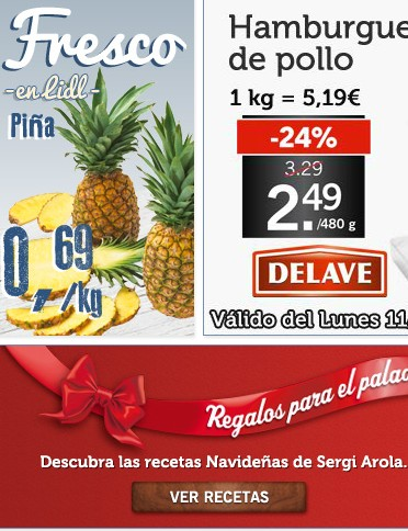 Descargar cat logo lidl barcelona cat logo 2017 for Lidl catalogo ofertas