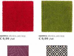 catalogo de alfombras ikea