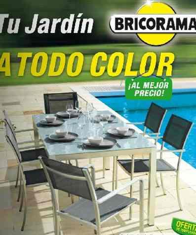 Cat logo de ofertas bricorama jard n cat logo 2018 - Bricorama muebles ...