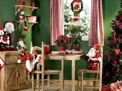 decoración para navidad ikea