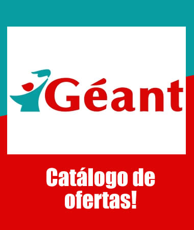 catalogo geant clases