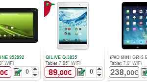 "tablets 7"" alcampo"
