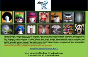 alex comercializadora