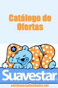 catalogo de ofertas de almohadas suavestar