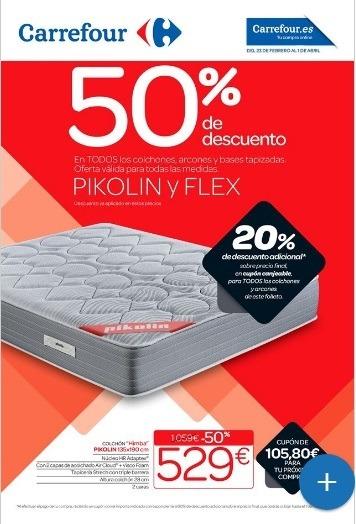 catálogo Carrefour 50% menos FEBRERO