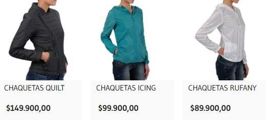 catálogo de ropa de mujer totto