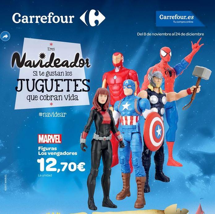 Cat logo de juguetes para navidad carrefour cat logo 2018 - Arbol de navidad carrefour ...
