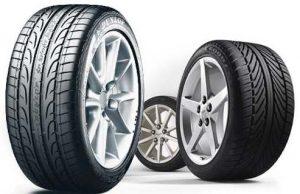 neumáticos y llantas deportivas