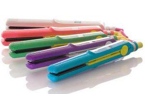 planchas de pelo variados colores y modelos