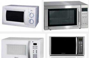 4 modelos microondas baratos