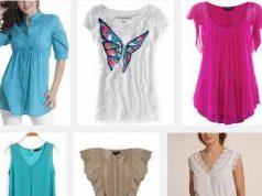 6 modelso de blusas para regalar