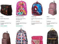 precios mochilas infantiles