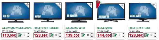 Nuevo cat logo de ofertas alcampo televisores for Tv plasma carrefour