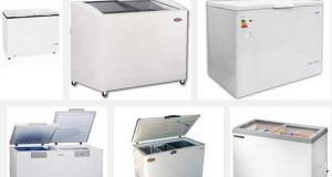 freezers horizontales modelos