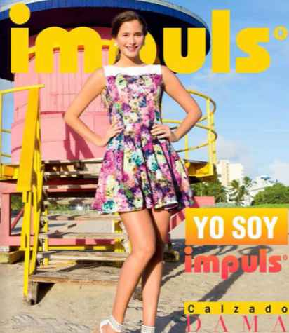 catalogo impuls de damas