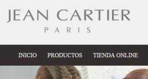 catalogo jean cartier