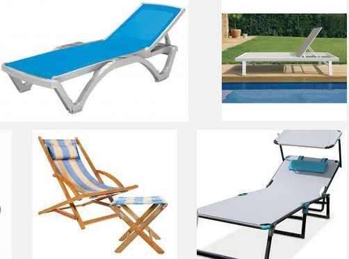 Tumbonas alcampo nuevos dise os y precios rebajados - Carrefour piscinas desmontables catalogo ...