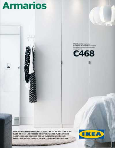 nuevo cat logo online ikea de armarios. Black Bedroom Furniture Sets. Home Design Ideas