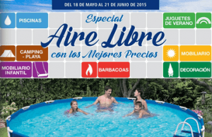 Mayo archivos cat logo 2018 for Piscinas alcampo online