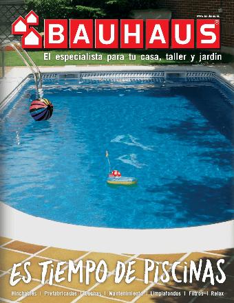 Catalogo de piscinas bauhaus con descuentos - Piscinas desmontables bauhaus ...